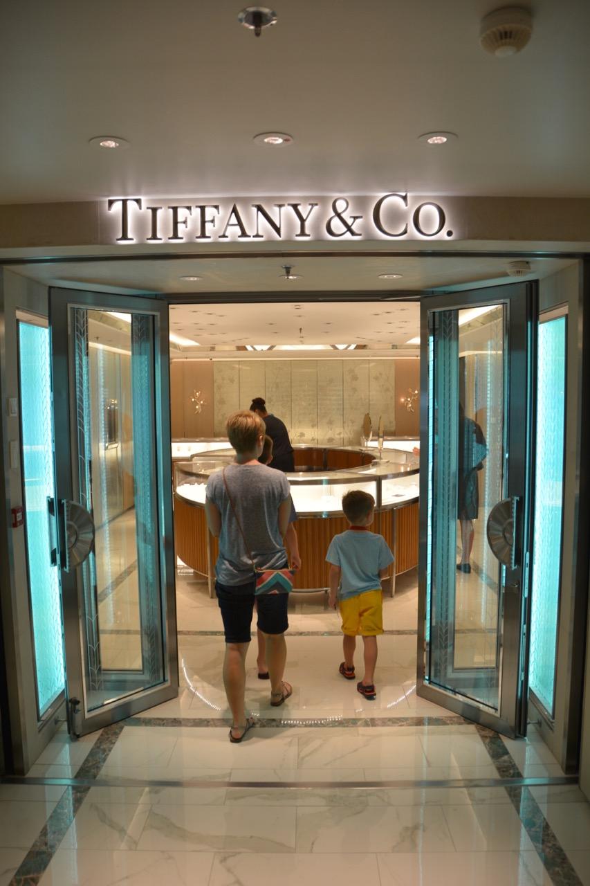 Disney Fantasy Tiffany & Co.