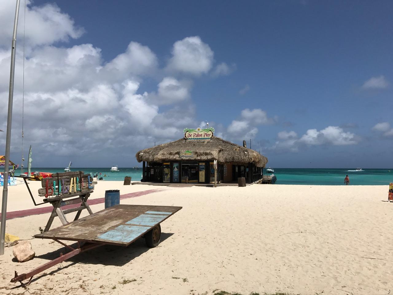 Disney Fantasy Aruba - Palm Beach