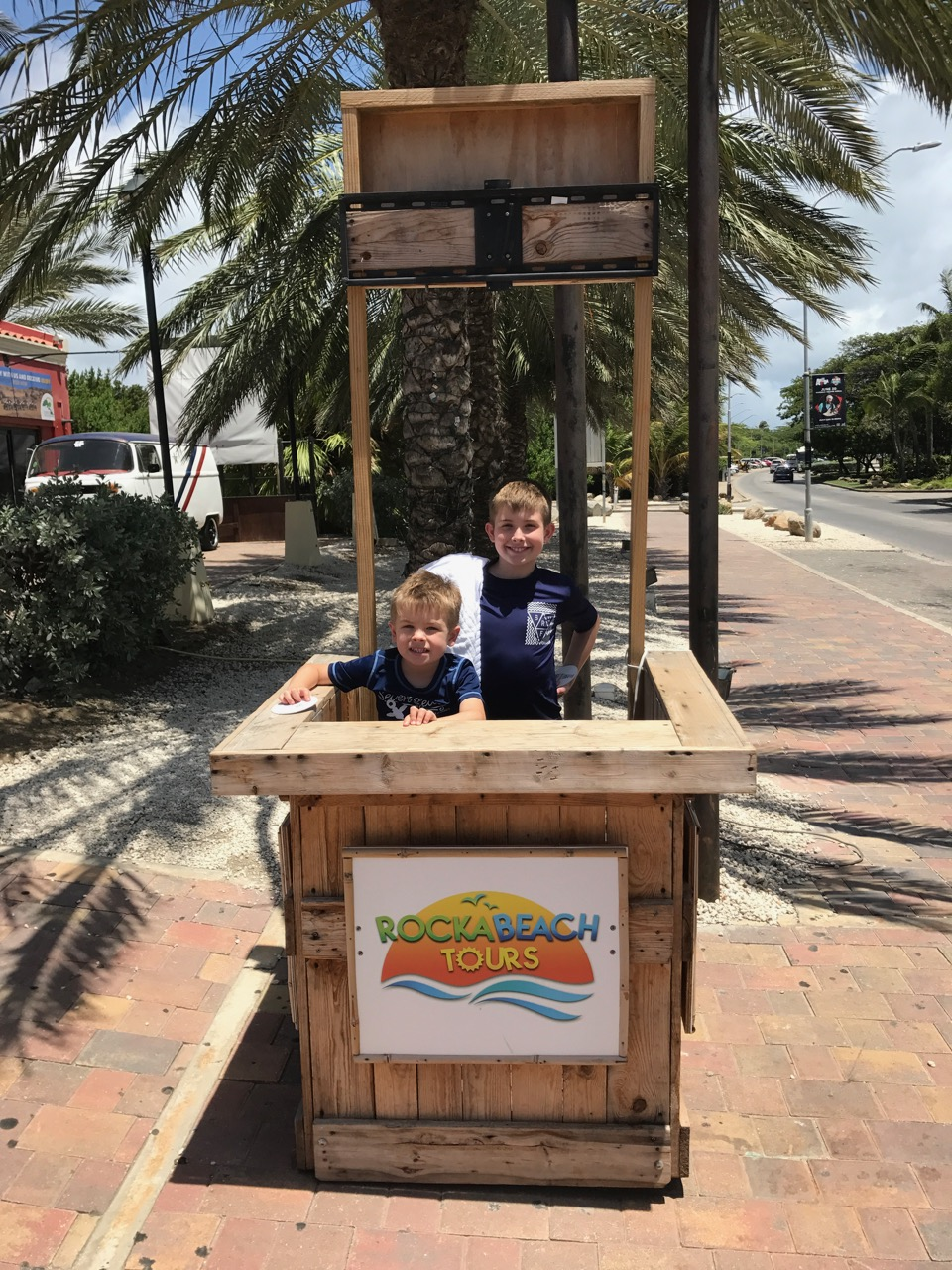 Disney Fantasy - Aruba Sightseeing