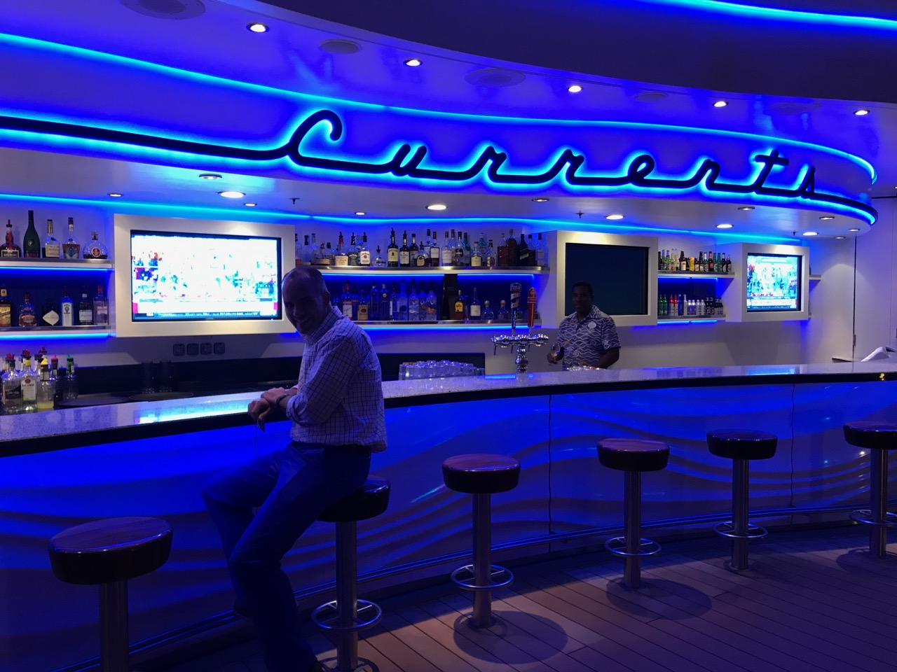 Disney Fantasy - Currents Bar