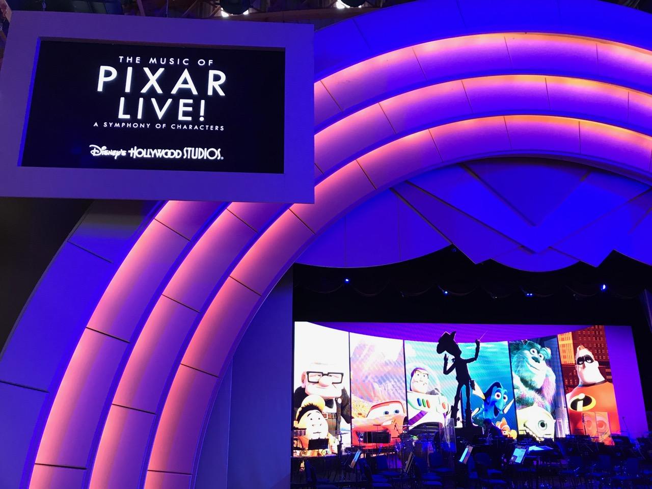 Disney's Hollywood Studios - Pixar Live