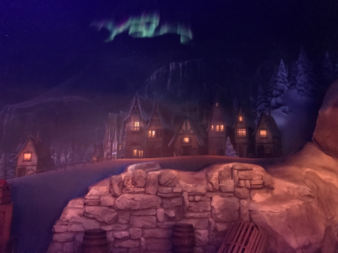 Epcot - Frozen Ever After
