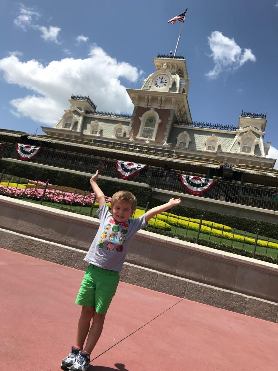 Magic Kingdom Fun Day