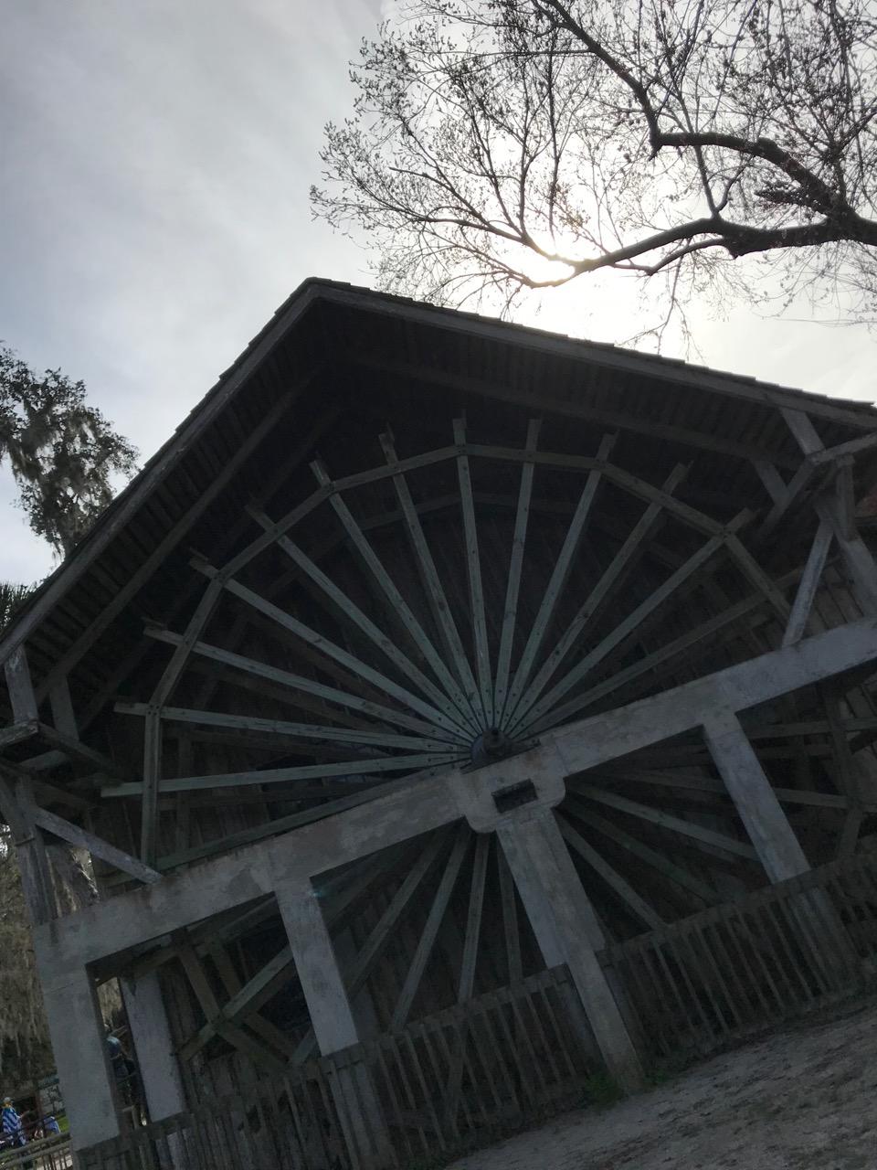 De Leon Springs Old Spanish Sugar Mill