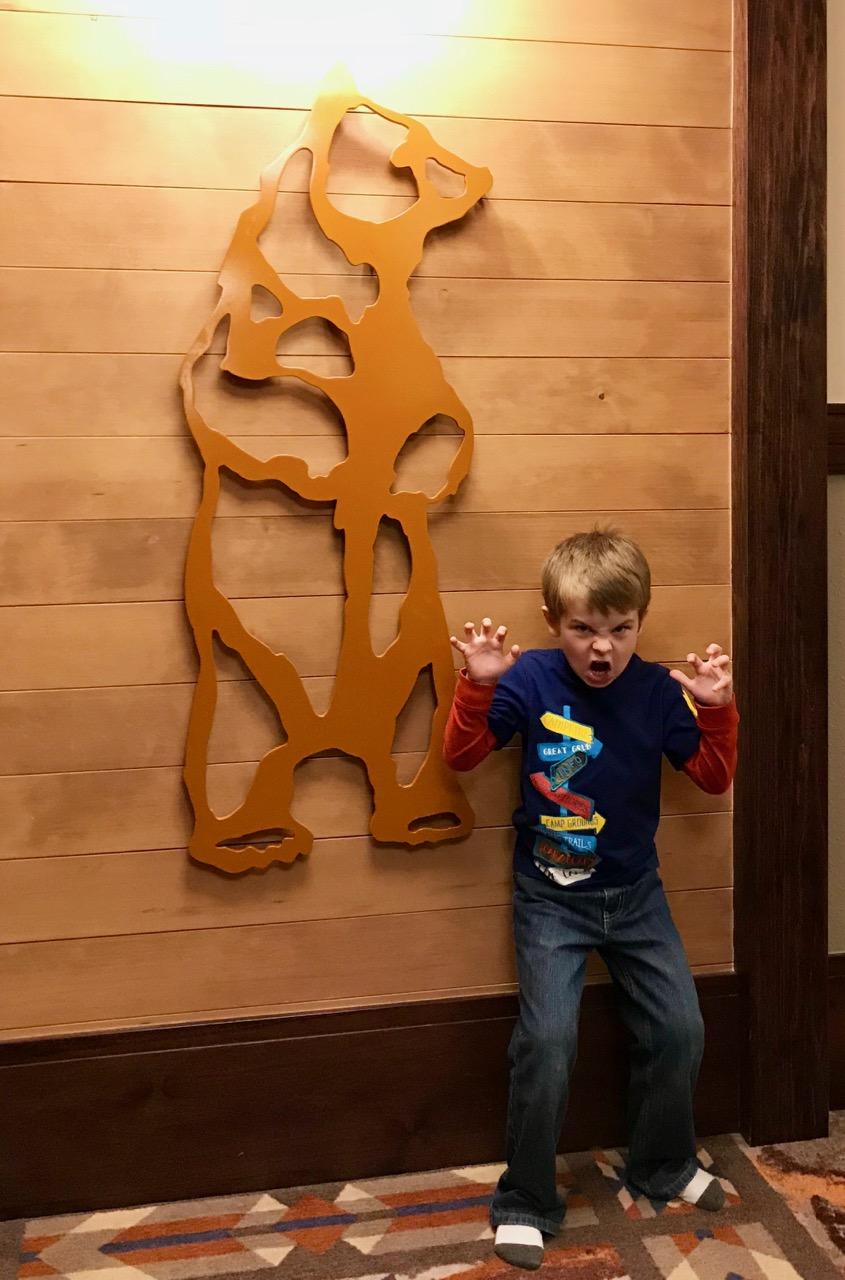 Disney\'s Wilderness Lodge Resort