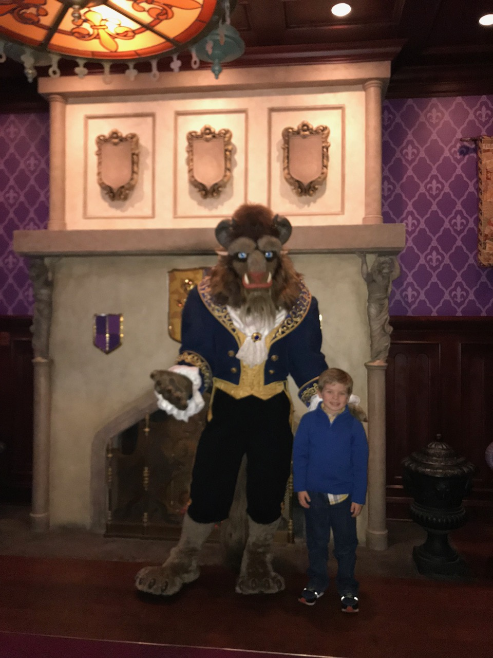 Magic Kingdom - Be Our Guest Restaurant