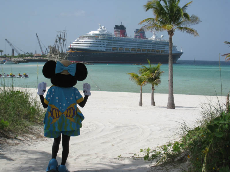 Disney Cruise - Day 03-19