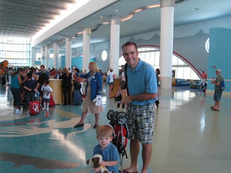 Disney Cruise - Day 01-06