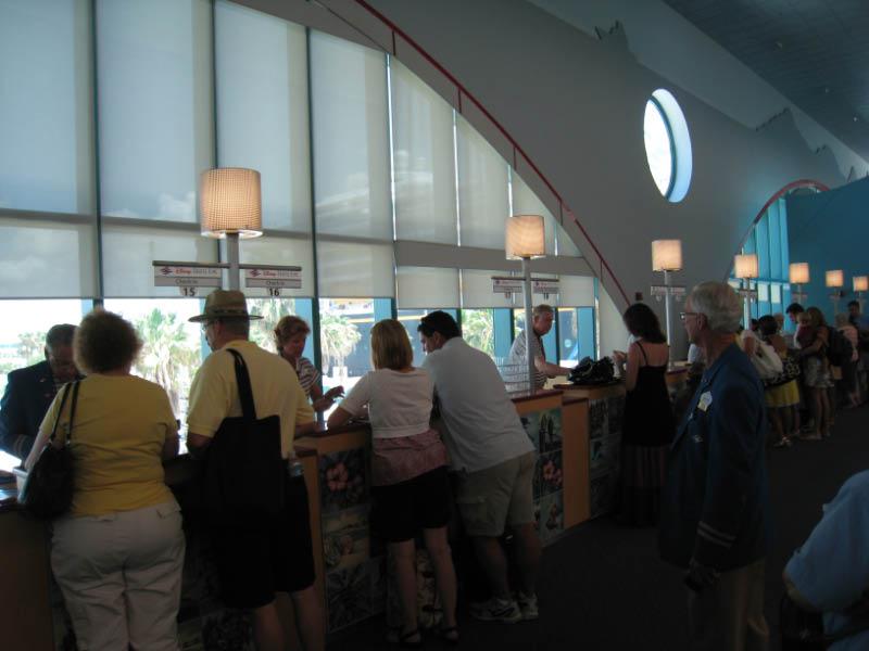 Disney Cruise - Day 01-09