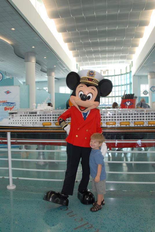 Disney Cruise - Day 01-12