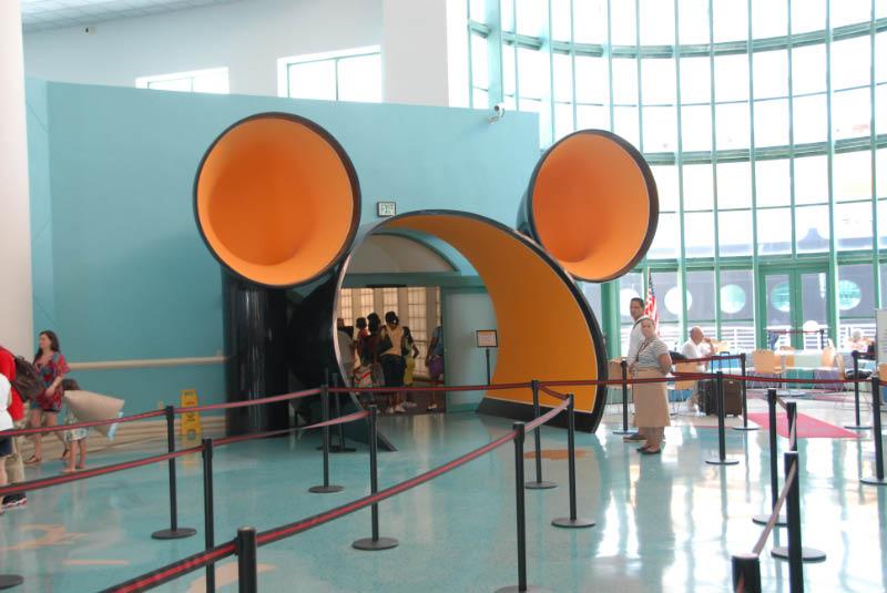 Disney Cruise - Day 01-15