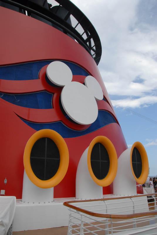 Disney Cruise - Day 01-43