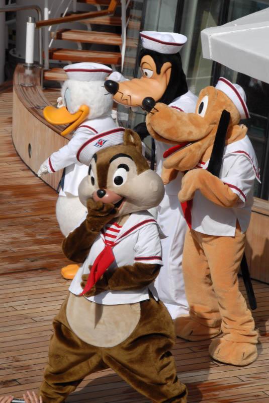 Disney Cruise - Day 01-48