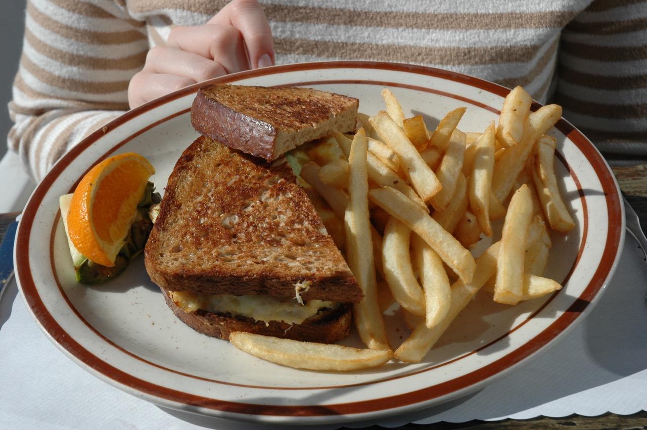 Bay View Cafe Mendocino CA