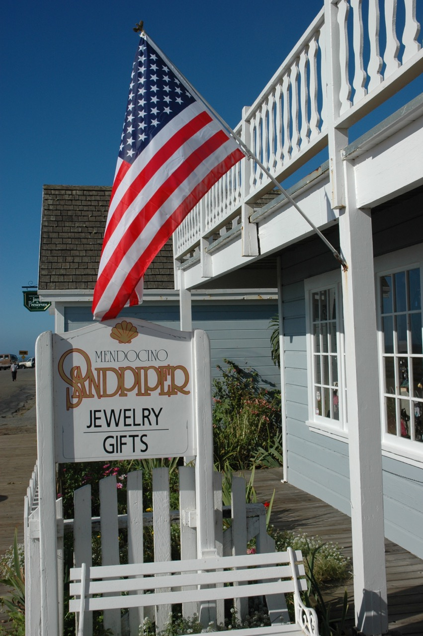 Sandpiper Jewelry and Gifts Mendocino CA