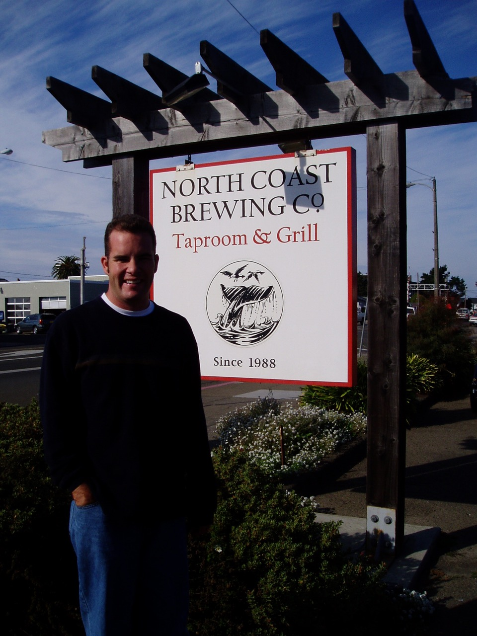 North Coast Brewing Co. Fort Bragg California