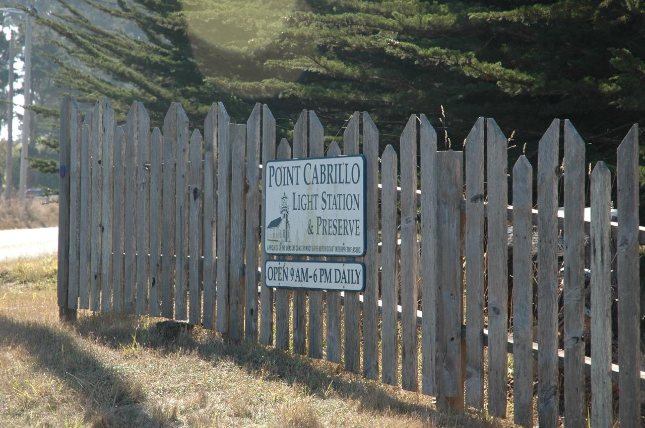 Point Cabrillo Light Station Mendocino California