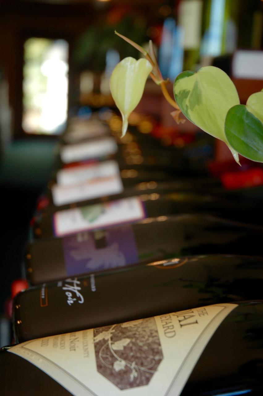 The Wine Shop Mendocino California
