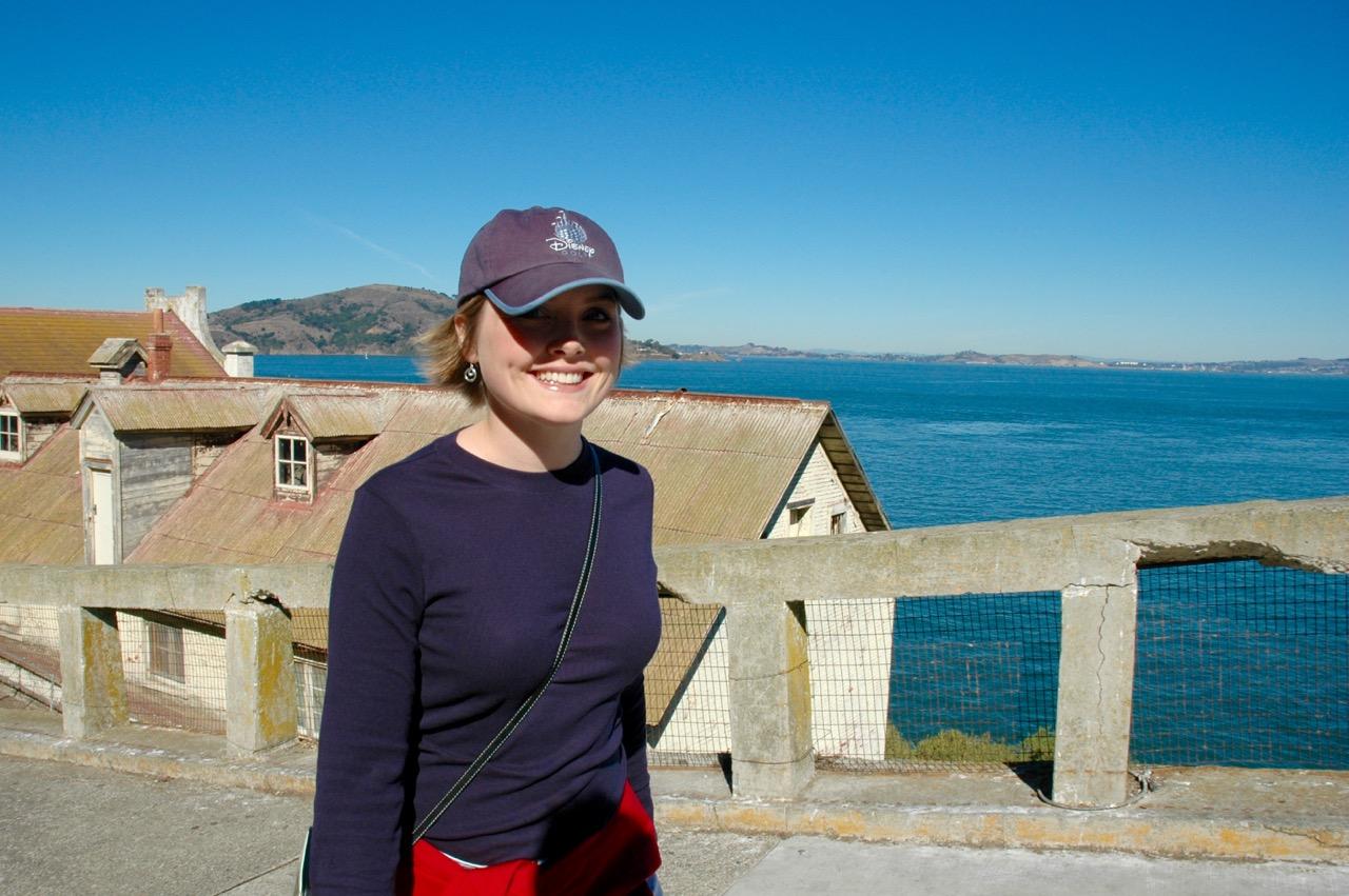 Alcatraz Island Tour California