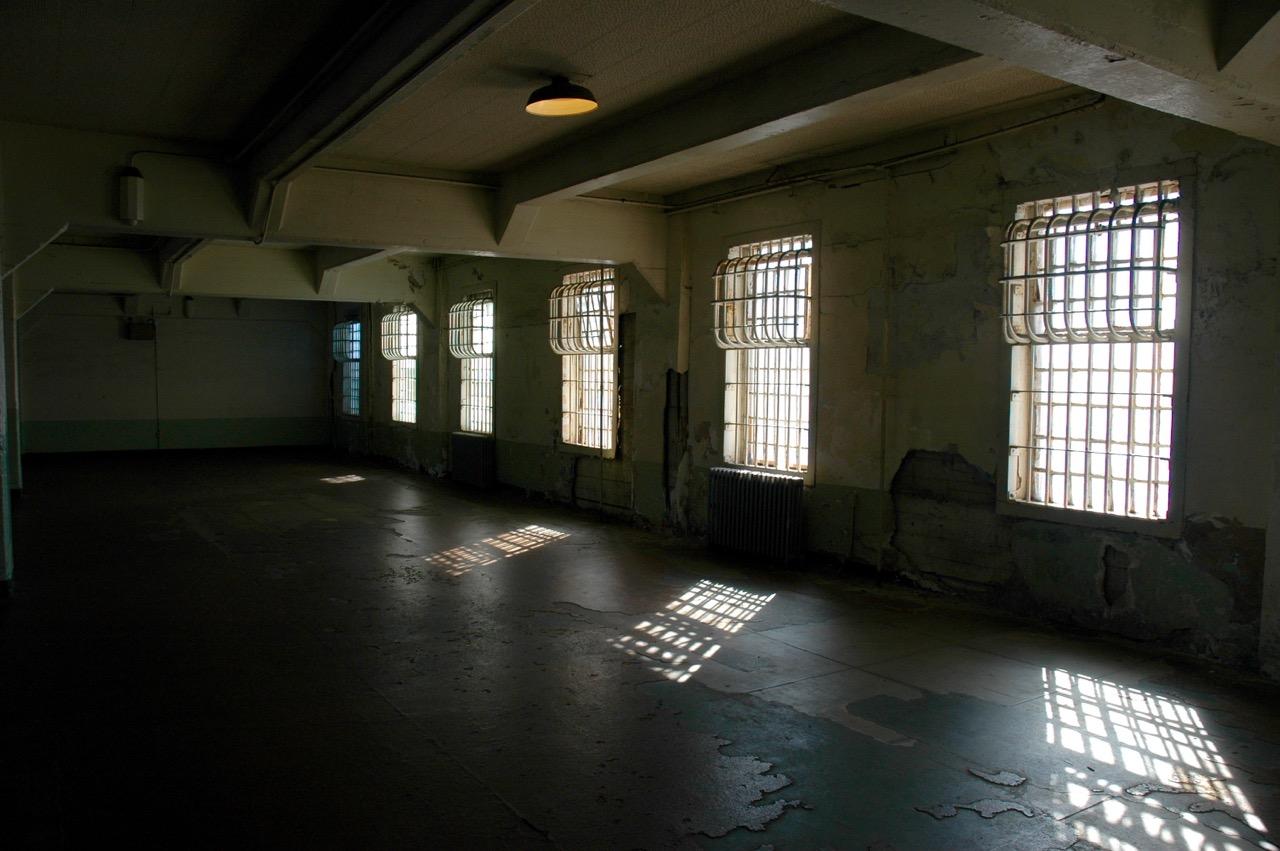 Alcatraz Island Tour Mess Hall