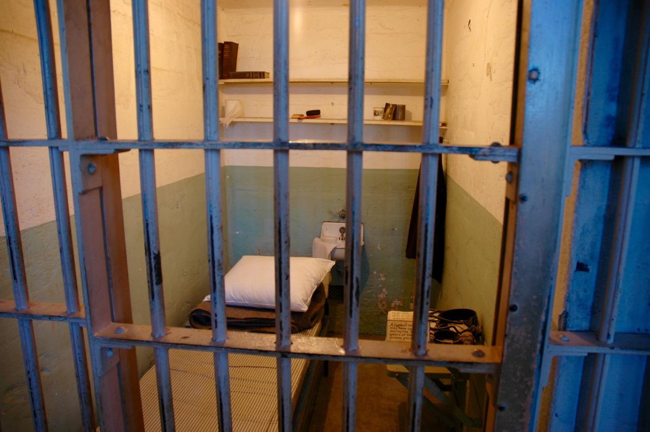 Alcatraz Island Tour Prison Cell
