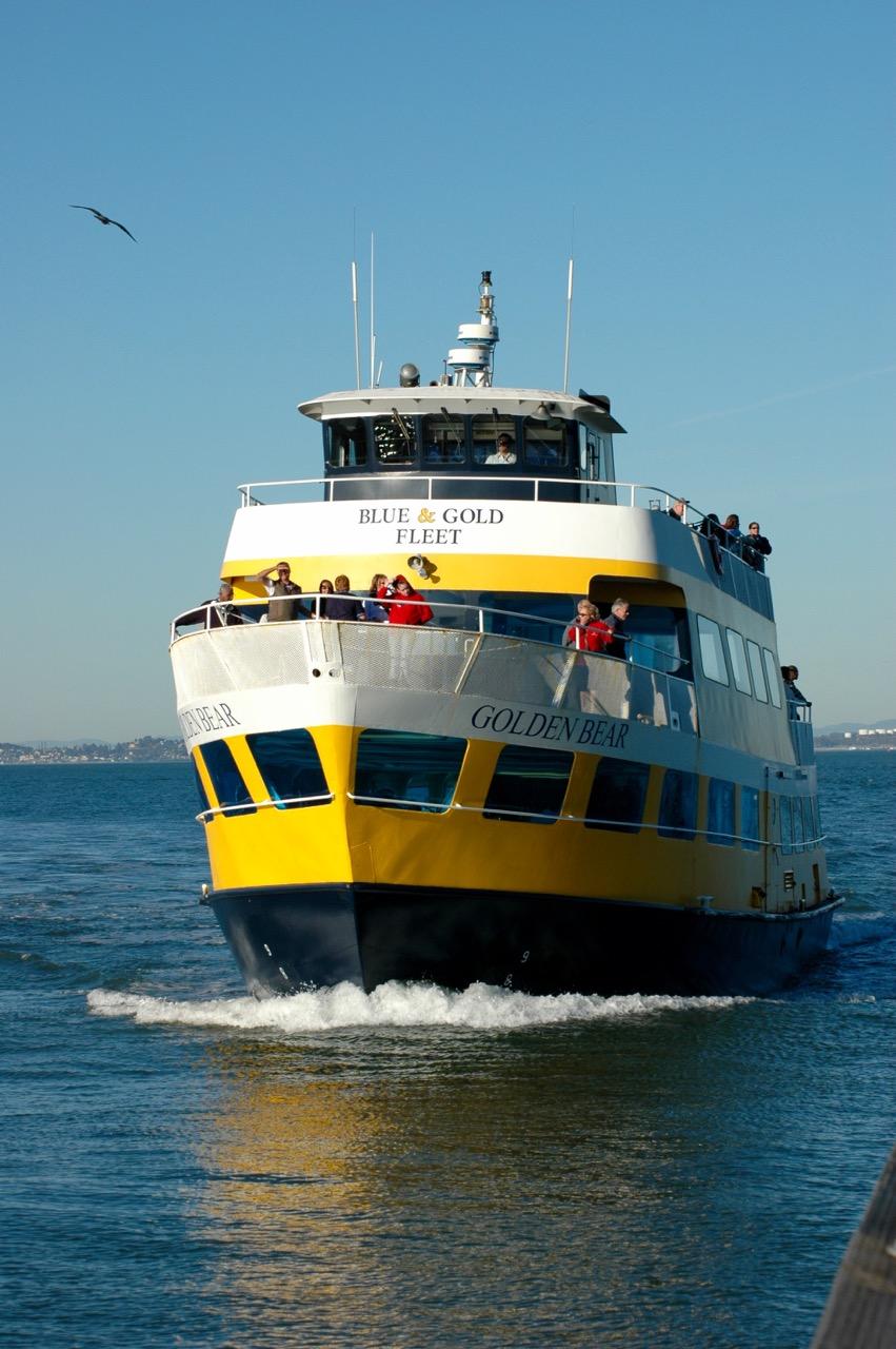 Alcatraz Island Tour San Francisco Ca Honeymoon Day 7