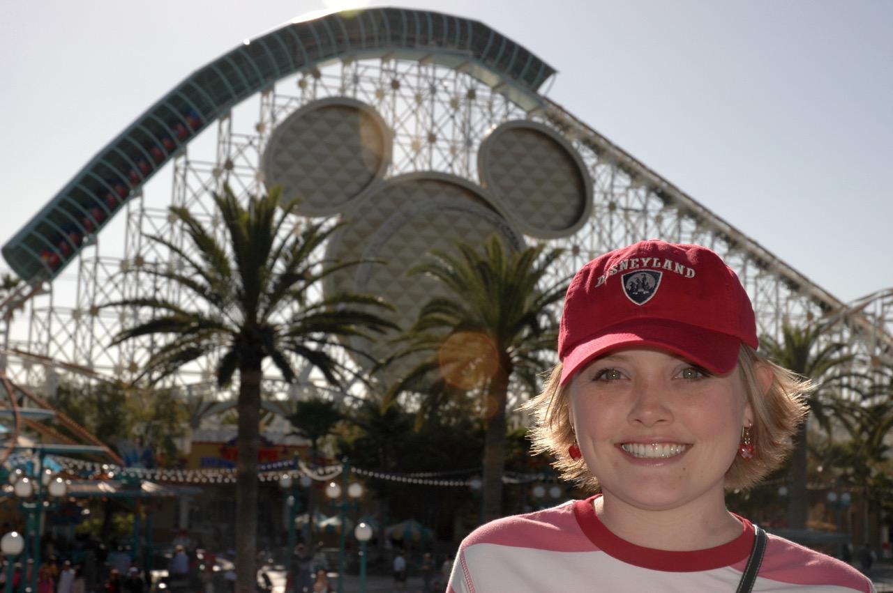 California Screamin' Disney's California Adventure Park