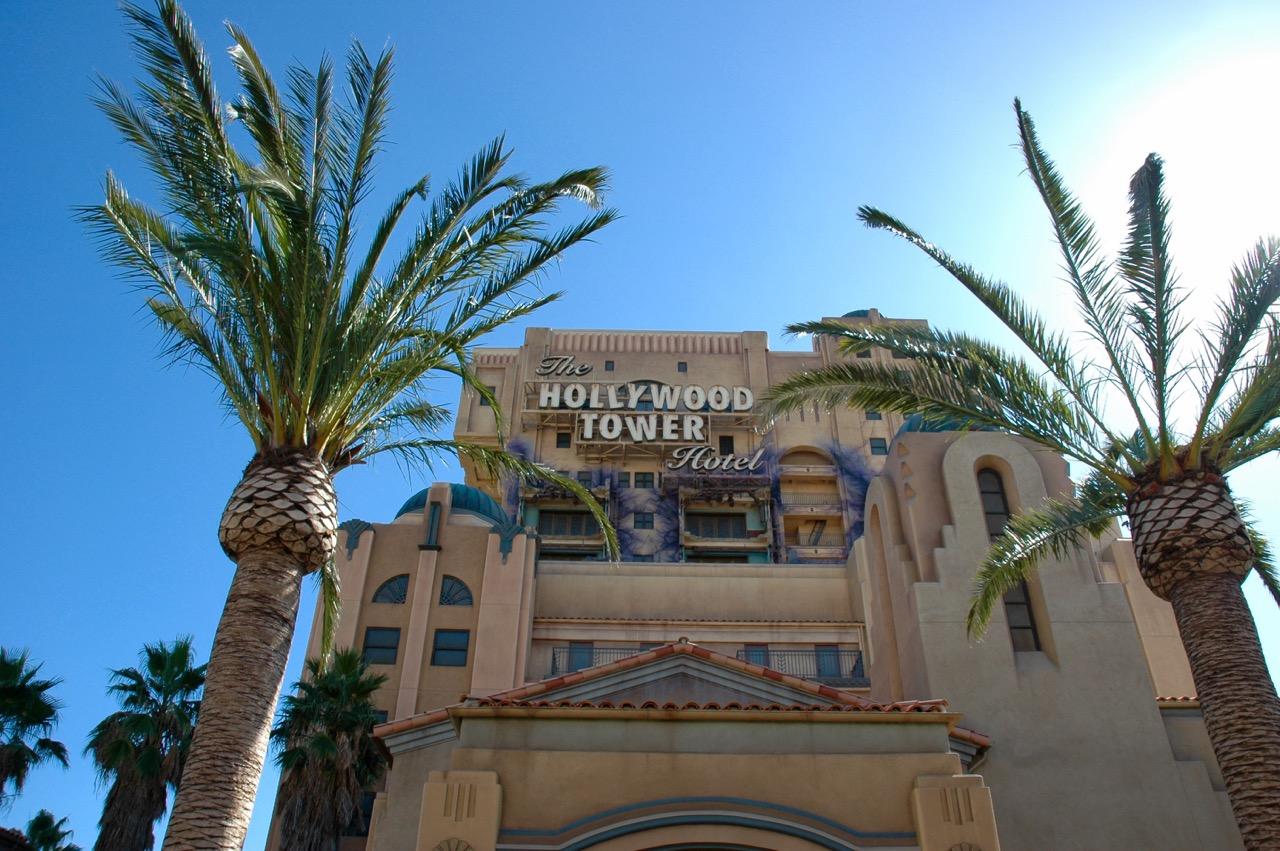 Tower of Terror Disney's California Adventure Park