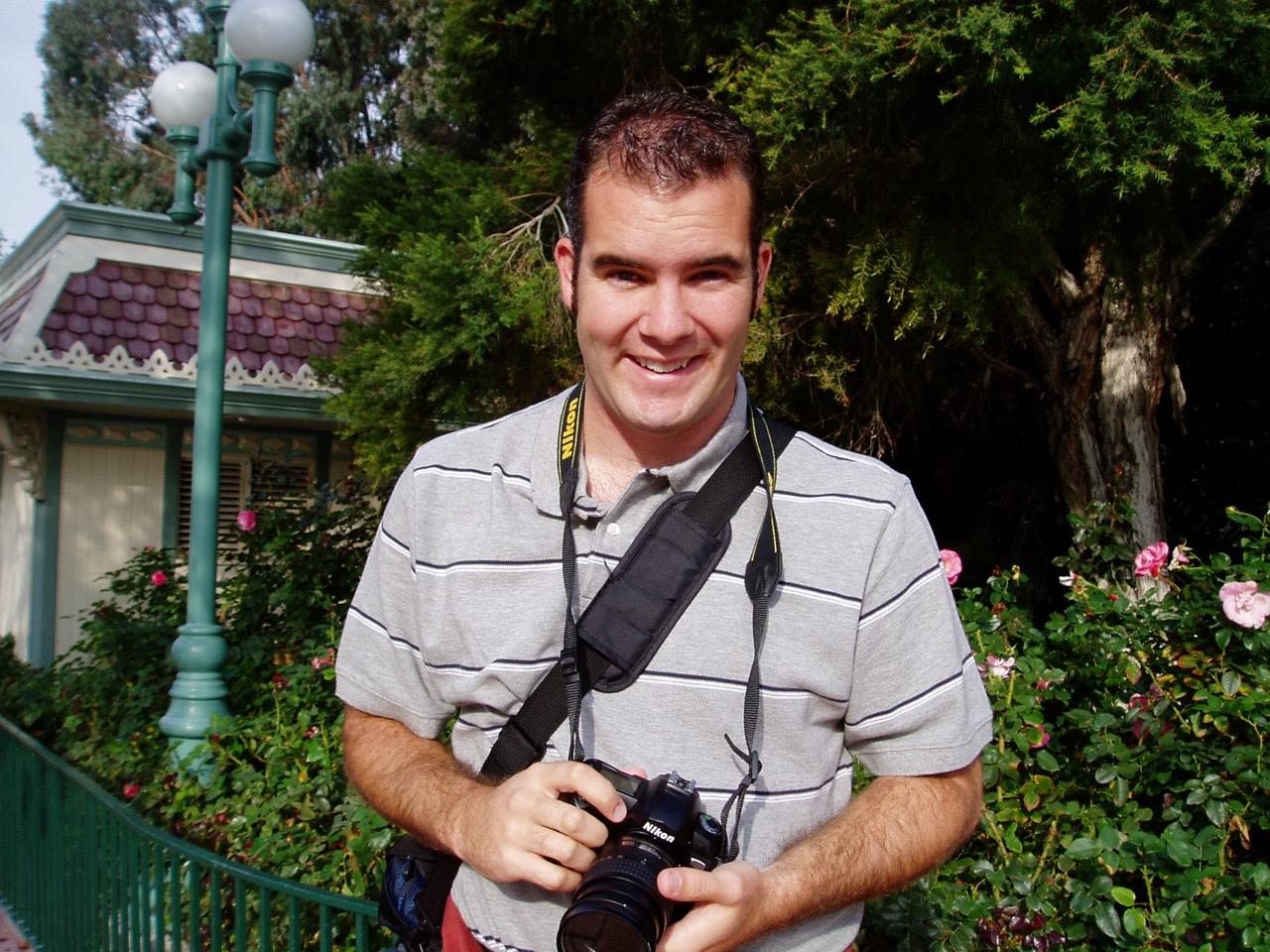 Disneyland Park Walt Tour